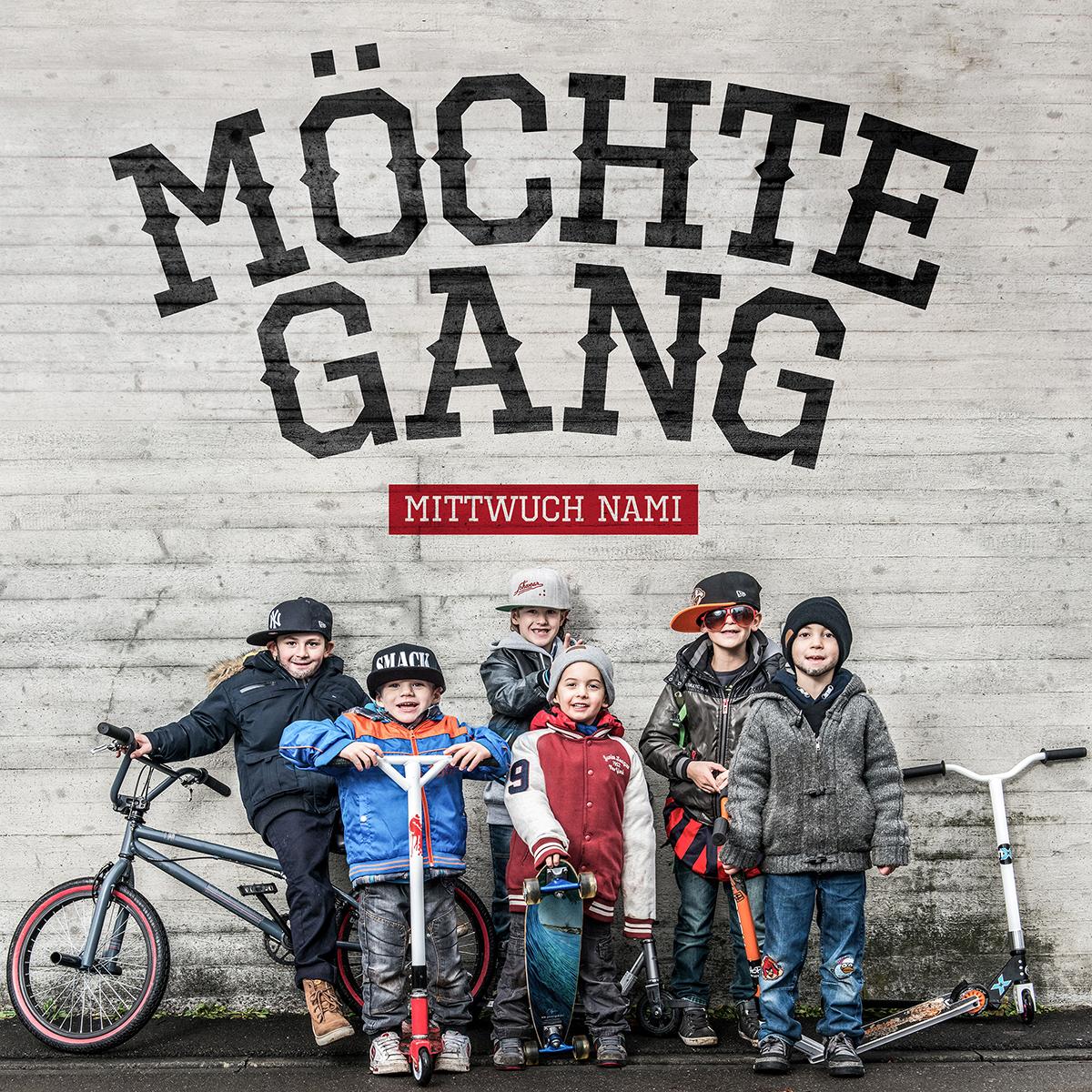 Möchtegang Album Cover