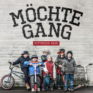 Möchtegang Album Cover